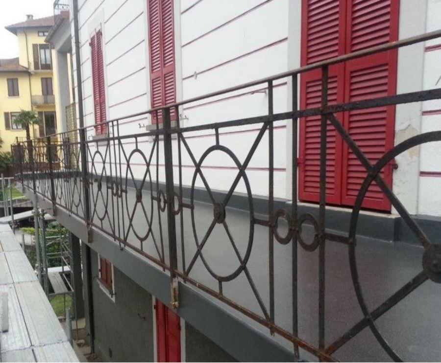 Impermeabilizzazione di ballatoi comuni condominiali - Impermeabilizzazione balconi ...