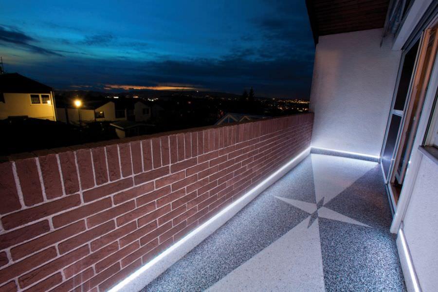 Impermeabilizzazioni di terrazze e balconi