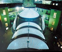 Impermeabilizzazioni di vetro cemento